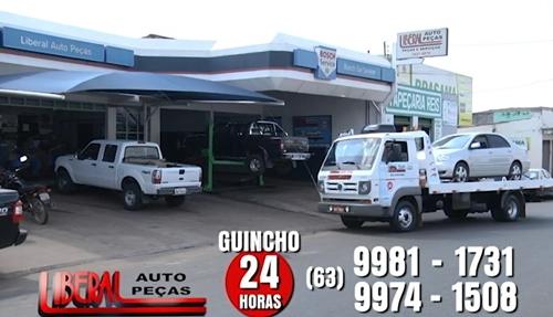 GUINCHO EM ARAGUAINA