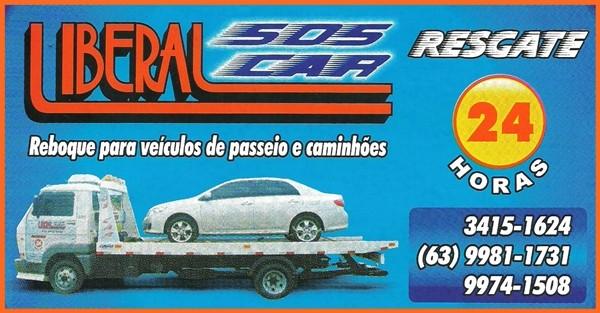 LIBERAL SOS CAR