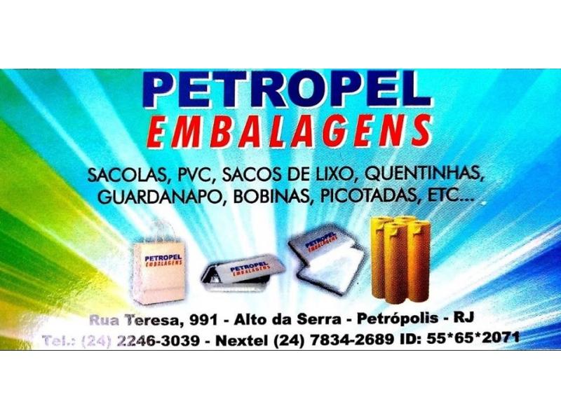 EMBALAGENS EM PETRÓPOLIS - WhatsApp Online - RJ