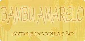 Bambu Amarelo Decor