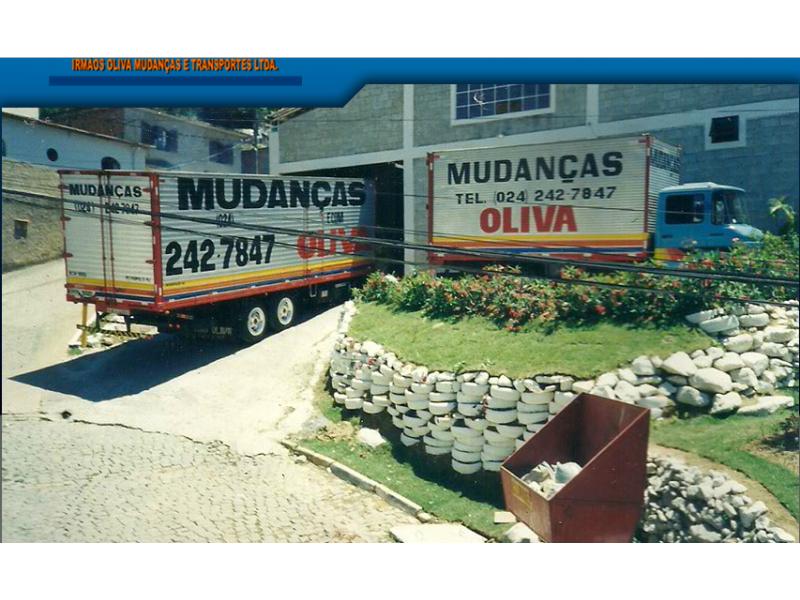 MUDANÇAS E GUARDA MOVEIS EM PETRÓPOLIS