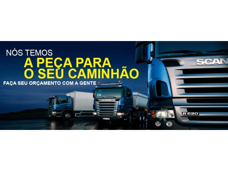 PEÇAS USADAS DE CAMINHÃO EM CACHOEIRO DE ITAPEMIRIM - ES