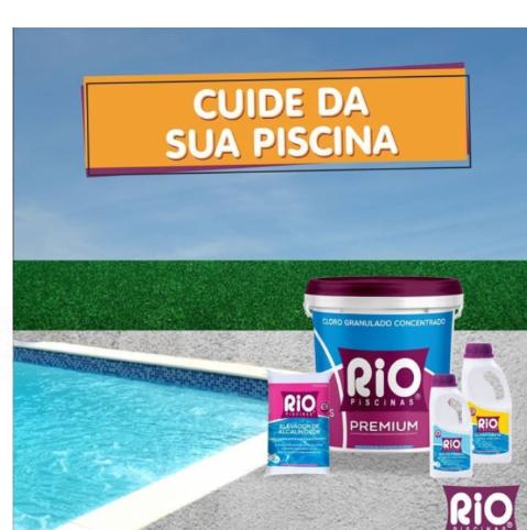 VENDA DE PISCINAS PRODUTOS E ACESSÓRIOS EM CASTELO - ES
