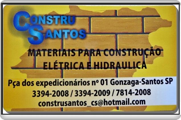 MATERIAIS ELÉTRICOS HIDRÁULICOS EM SANTOS