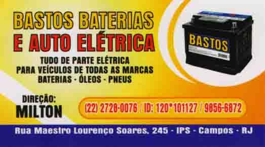 Bastos Baterias