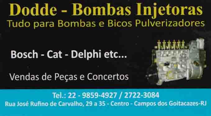 Dodde - Bombas Injetoras