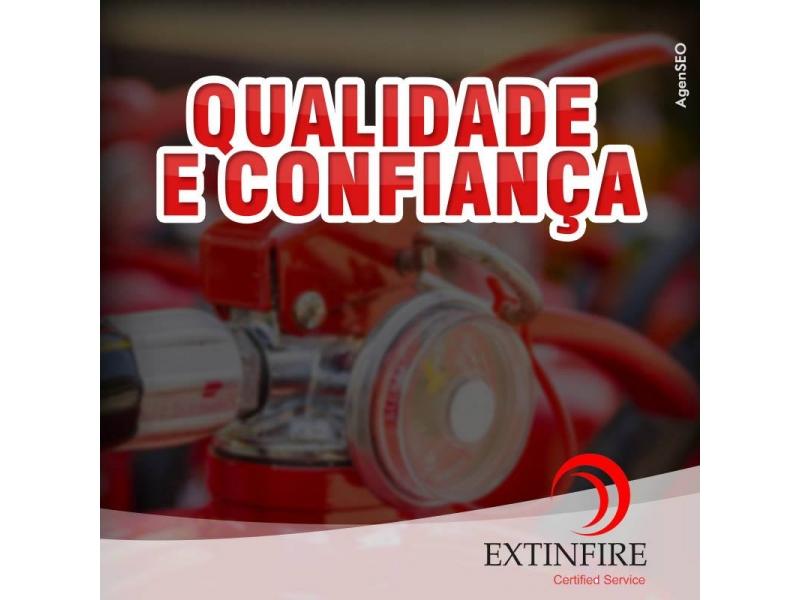 EXTINTORES EM CABO FRIO - RJ