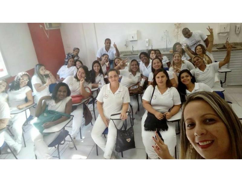 CURSO TÉCNICO EM ENFERMAGEM EM SÃO JOÃO DE MERITI - RJ