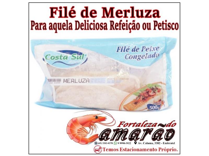 Frutos do Mar em Porto Velho - FORTALEZA do CAMARÃO
