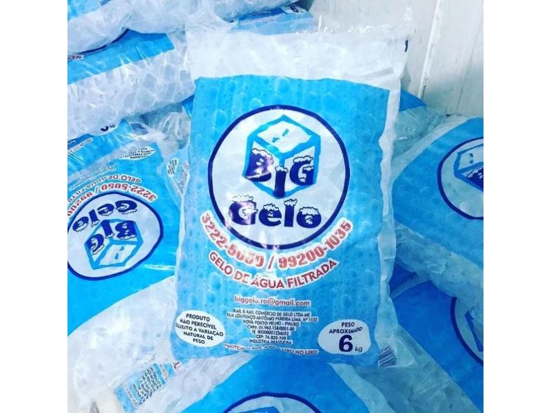 Disk gelo em Porto Velho - BIG GELO