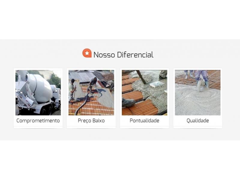 Concreto Bombeado em Sepetiba - WhatsApp Online - RJ