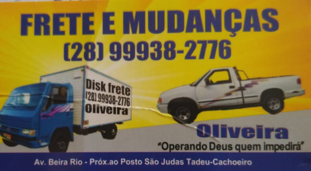 Disk Frete Oliveira