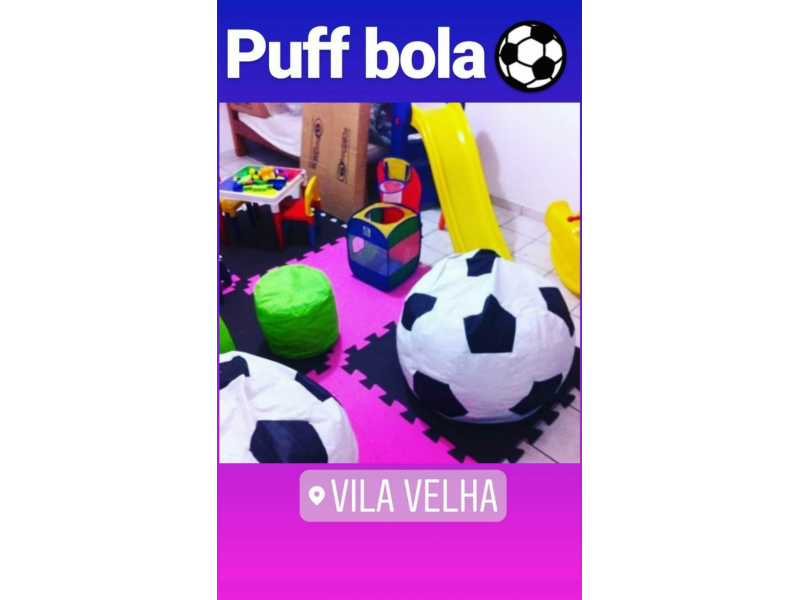 FABRICAÇÃO E VENDA DE PUFFS EM VILA VELHA ES - VILLA PUFFS