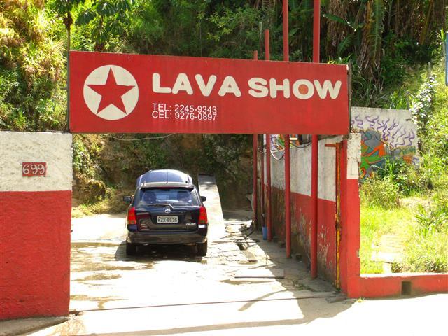 Lava Show