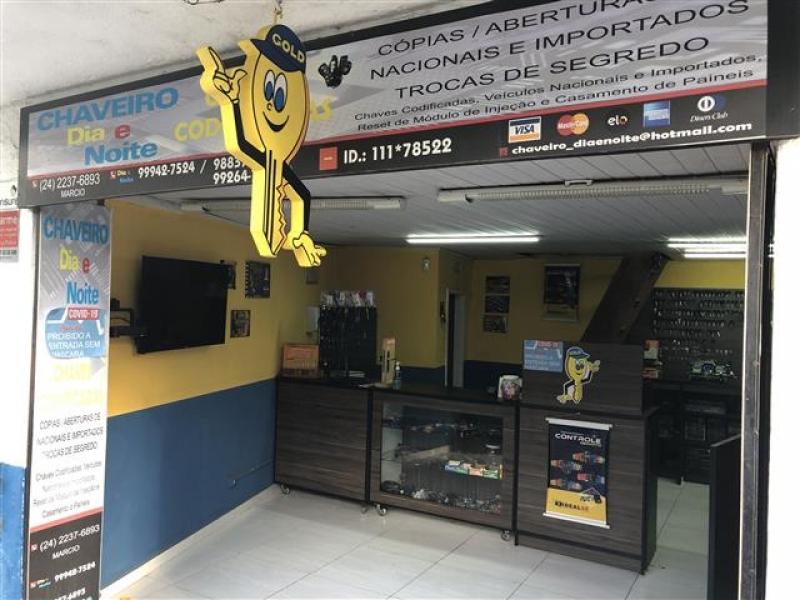 CHAVES CODIFICADAS EM PETRÓPOLIS - RJ