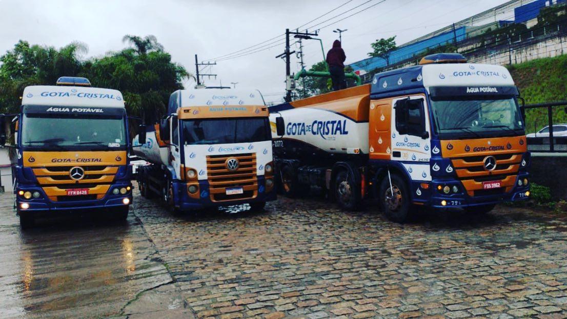 Caminhão Pipa em Cidade Tiradentes - Água Potável - SP
