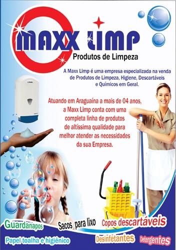 PRODUTOS DE LIMPEZA EM ARAGUAINA
