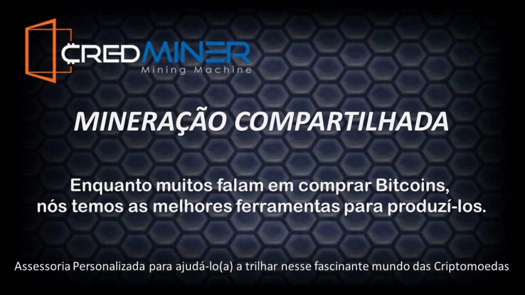 CREDMINER MDX Mineração de Criptomoedas