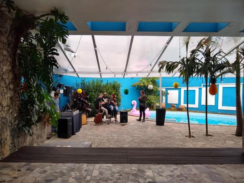 Espaco para Eventos na Vila Olimpia