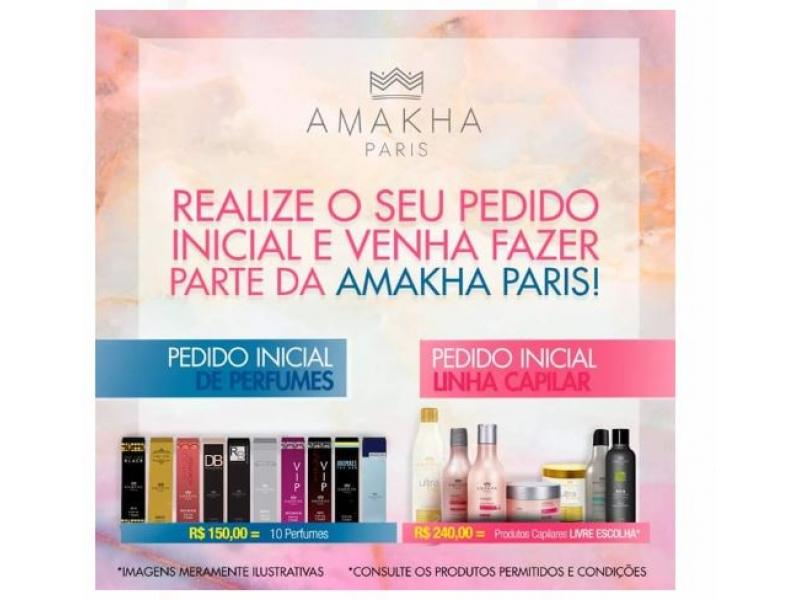 Cadastro na Amakha Paris em Ji- Paraná - AMAKHA PARIS Ji- Paraná