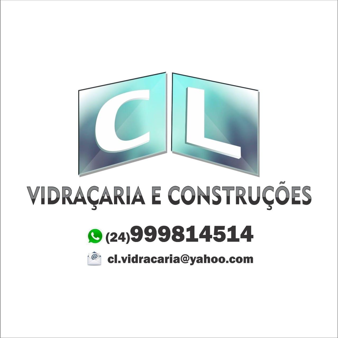 CL VIDRAÇARIA E CONSTRUÇÕES