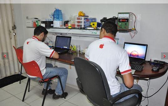 ASSISTENCIA TECNICA APPLE EM ARAGUAINA