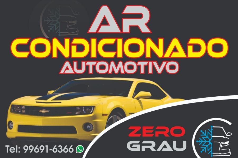 ZERO GRAU - Ar Condicionado Automotivo