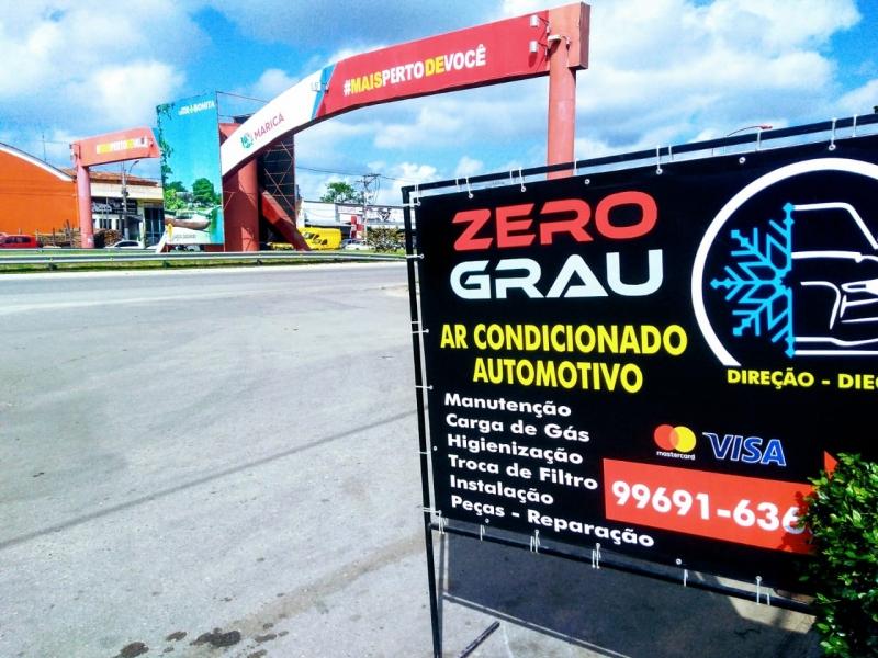 Conserto de Ar Condicionado Automotivo em Maricá