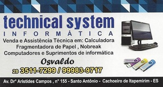 Technical System Informática