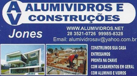 Alumividros e Construções