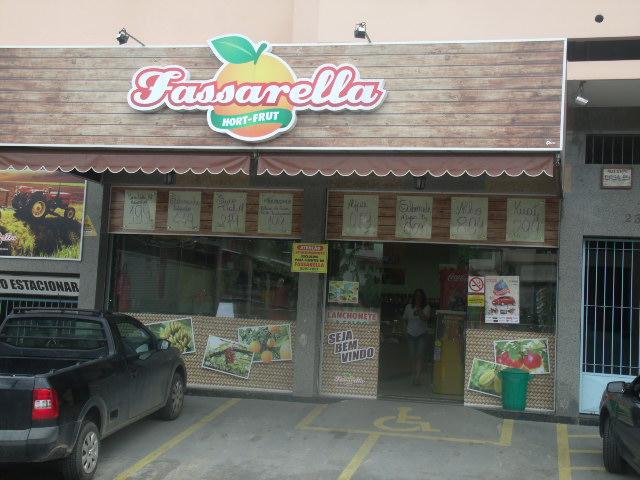 HORT FRUT FASSARELLA EM CACHOEIRO DO ITAPEMIRIM ES - GILVANI FASSARELLA