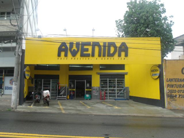 AVENIDA EM CACHOEIRO DO ITAPEMIRIM ES - AVENIDA