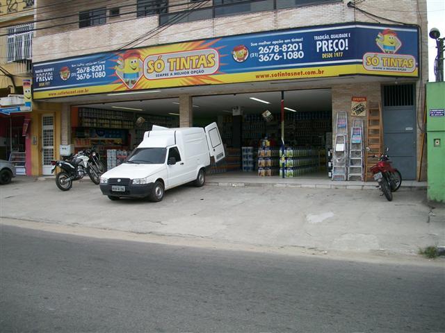 SO TINTAS - TINTAS AUTOMOTIVAS E IMOBILIARIAS EM SARACURUNA DUQUE DE CAXIAS - RJ