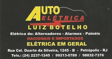 Auto Elétrica Botelho