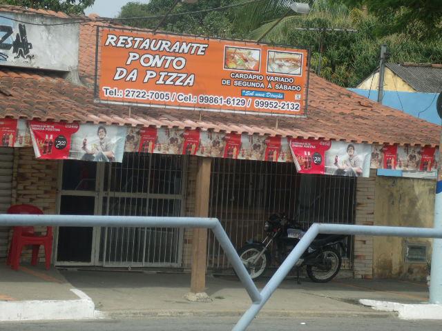 RESTAURANTE PONTO DA PIZZA EM CAMPOS DOS GOYTACAZES -RESTAURANTE PONTO DA PIZZA