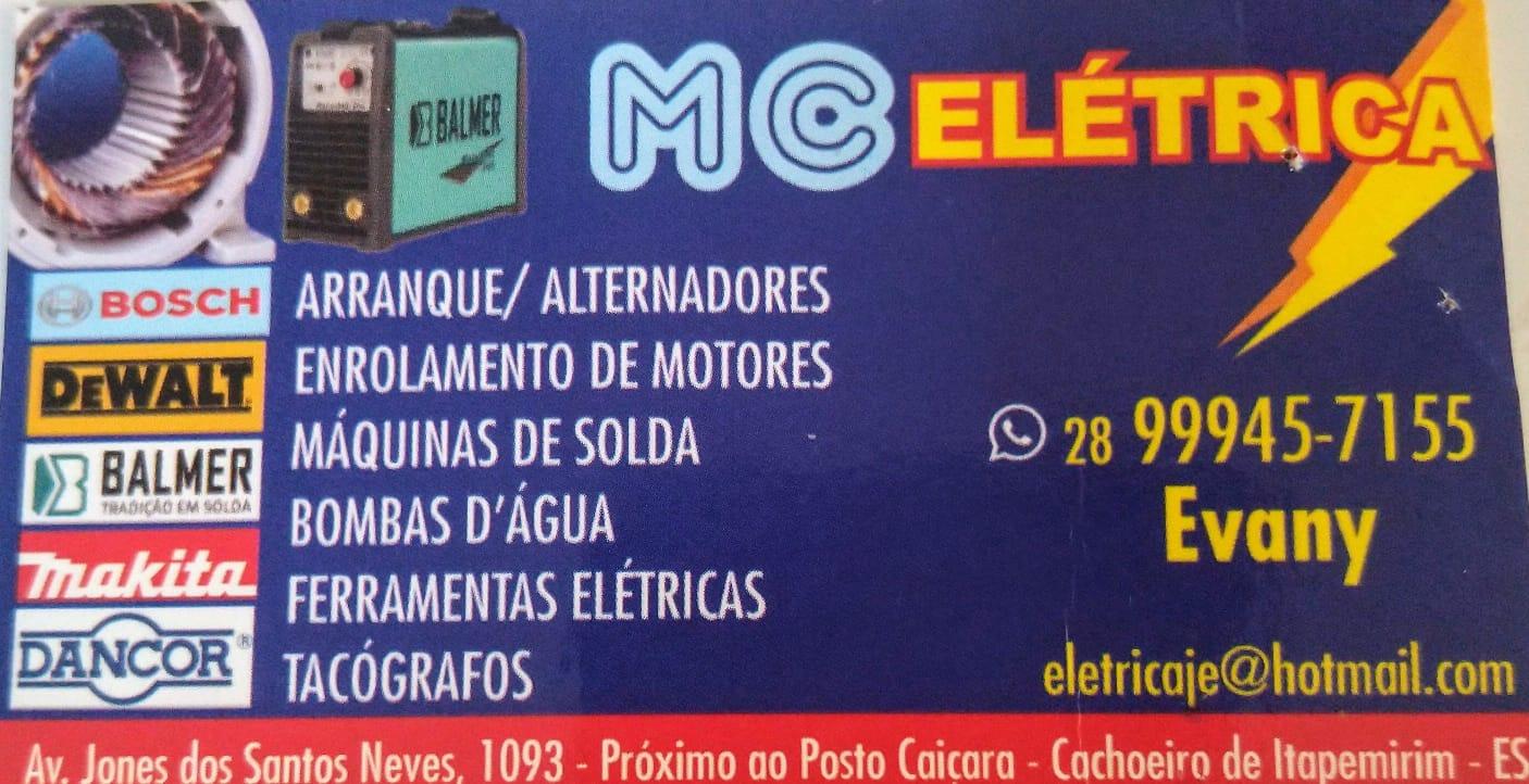 MC ELÉTRICA