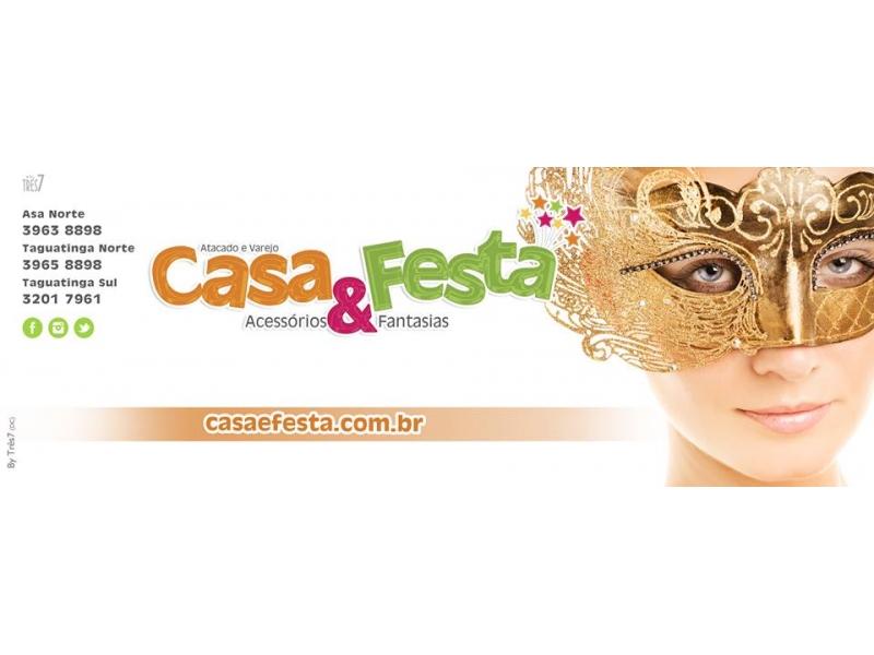 Artigos para Festas e Locação de Mesas Fantasias no Gama - DF