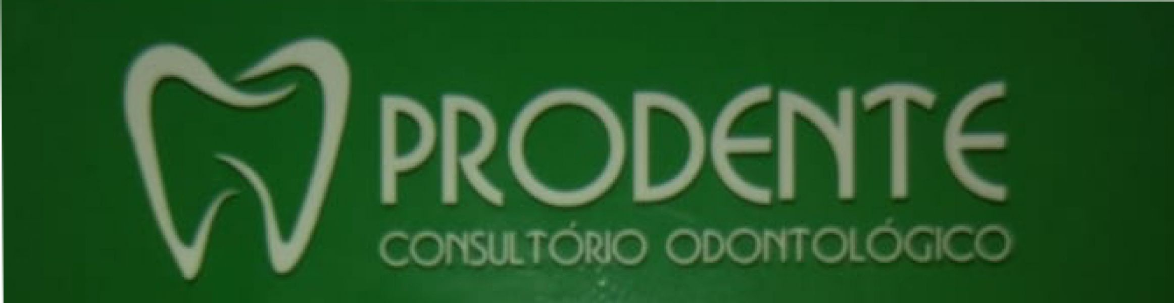 CONSULTÓRIO ODONTOLÓGICO PRODENTE