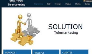 Solution Telemarketing