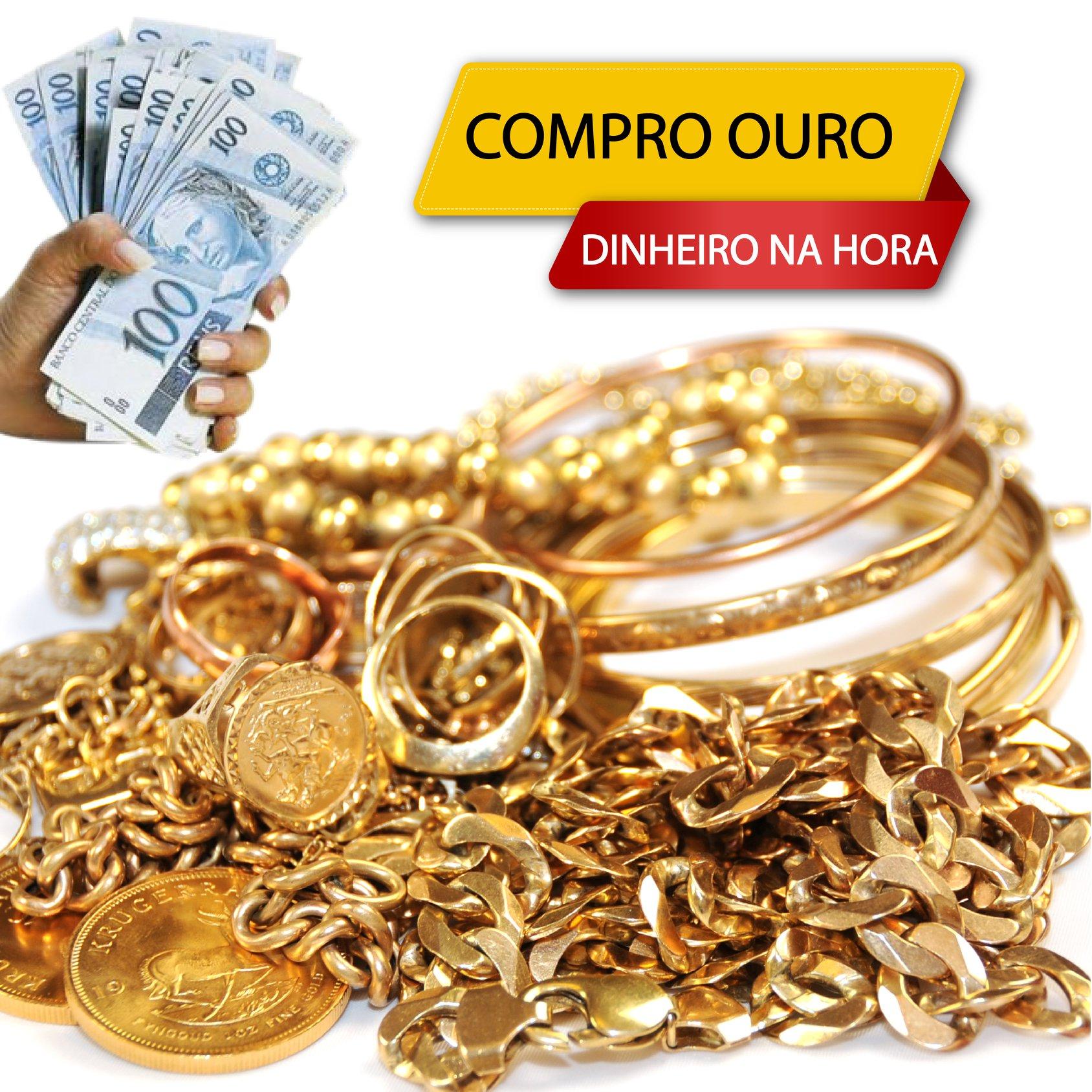 COMPRO OURO EM LEBLON - RJ