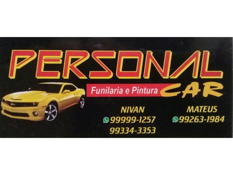 Funilaria e Pintura em Porto Velho - PERSONAL CAR