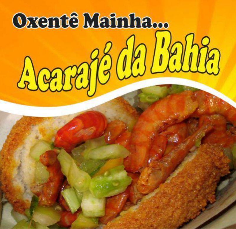 OXENTE MAÍNHA ACARAJÉ DA BAHIA