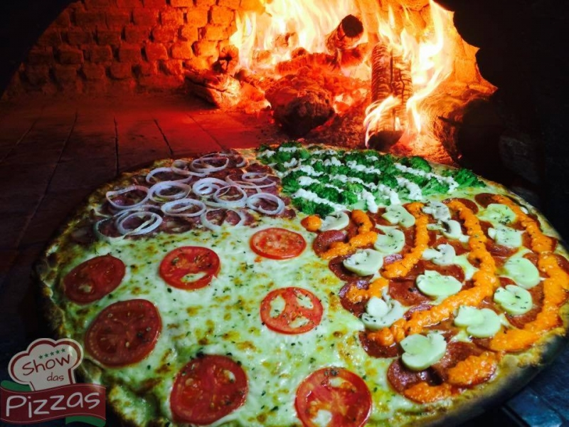TELE ENTREGA PIZZA NO ECOVILLE - RS