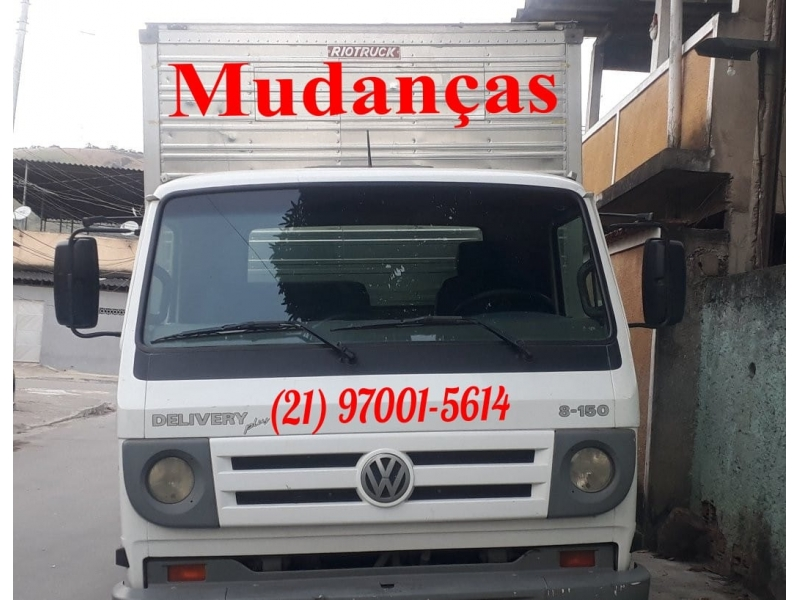 FRETES E MUDANÇAS NA PENHA - RJ