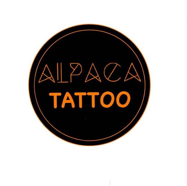 Alpaca tatoo