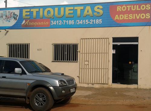 ETIQUETAS EM ARAGUAINA