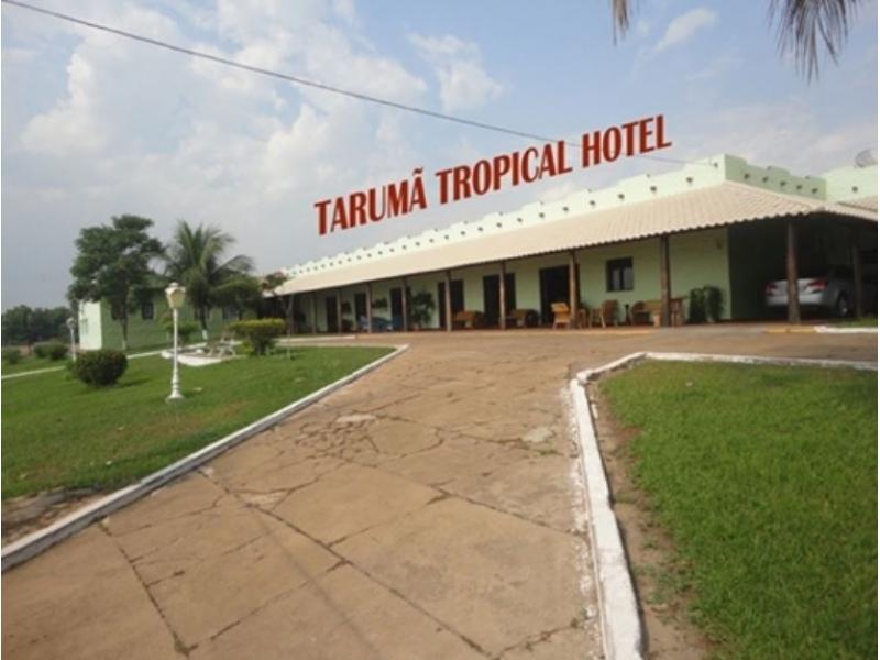 HOTEL EM CONCEICAO DO ARAGUAIA - TARUMÃ TROPICAL HOTEL