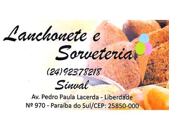 LANCHONETE E SORVETERIA EM PARAÍBA DO SUL