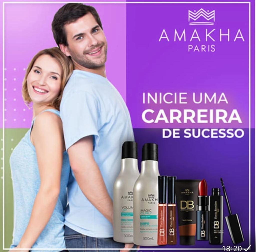 CADASTRO NA AMAKHA PARIS EM CAPELA - WhatsApp Online - SE