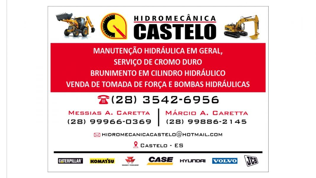 Hidromecânica Castelo